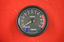 NOS 1976-1978 Yamaha XS500 Tachometer Gauge, XS 500 Tach