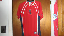 Angels' v- neck Jersey (no name on back) new with tags