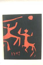 Picasso et le théâtre EO 1967 Douglas Cooper Club français du livre Cubisme