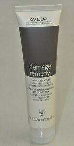NEW Aveda Damage Remedy Daily Hair Repair Leave In Treatment 3.4 oz 100 ml