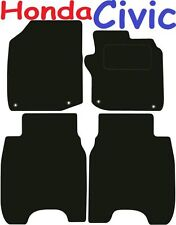 Honda Civic DELUXE QUALITY Tailored mats 2012 2013 2014 2015