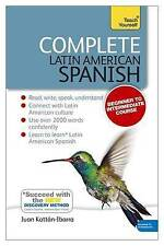 Complete Latin American Spanish Beginner to Intermediate Course: Learn to read,