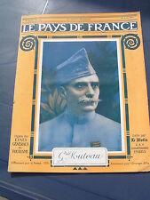 Pays de France 1917 149 FAYET bassin de BRIEY