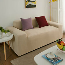Cream Sofa Covers in Sofa, Armchair and Suite Slip Covers