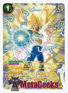 Dragon Ball Super Card Game BT13-120 SPR The Power of a Super Saiyan (near mint)