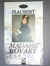 Gustave Flaubert - Madame Bovary in lingua francese ed. Cideb del 1994