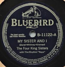 Four King Sisters My Sister and I Understand Bluebird 11122 78 Female Vocal Grp
