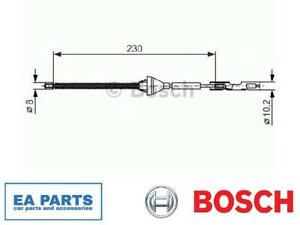 Cable, parking brake for FORD BOSCH 1 987 482 370