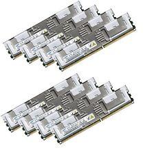 8x 8GB 64GB RAM HP Workstation xw6600 PC2-5300F 667 Mhz Fully Buffered DDR2