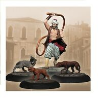 Carnevale miniature game Dog Keeper and Dogs Guild Gremio new