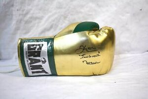 "KEN NORTON ""JawBreak"" autographed Boxing Glove signed for charity event function"