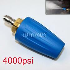 1-Pcs Washer Turbo Head Nozzle for High Pressure Water Cleaner 4000PSI