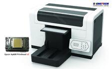 New Dtg T Shirt Printer Fabric Garment 35cmx45cm Dual Epson Xp600inkripcmykw