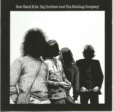 How hard it is-Big Brother and the Holding Company-acadia 8028-Embalaje original