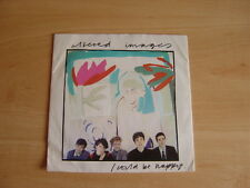 """Altered Images: I Could Be happy 7"""": 1981 UK Release: Picture Sleeve."""