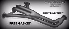 HOLDEN RODEO HEADERS / EXTRACTORS EFI 2.6lt MOTOR FREE GASKET