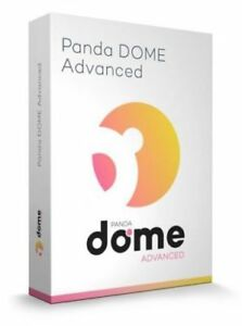 PANDA DOME ADVANCED INTERNET SECURITY 2021 - 1 PC DEVICE FOR 3 YEARS - Download