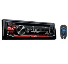 JVC KD-R770BT CD MP3 USB AUX BLUETOOTH EQUALIZER 200W STEREO PANDORA RADIO NEW
