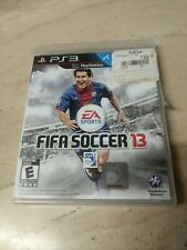 FIFA Soccer 13 PlayStation 3 PS3