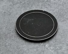 52mm Metal Screw-In Front Lens Cap for Nikon Canon Pentax Sony Olympus (#585)