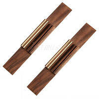 2 Sets Durable Bridge For 6 String Classical Guitar Parts Replacement