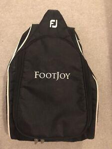 FootJoy Golf Shoe Bag Black