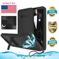 For Samsung Galaxy S10 / S10 Plus Case With Waterproof Bracket Protection Cover