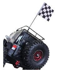 Rc Body Scale Antenna Flag For Hpi Venture Tamiya cc01 Cr01 Traxxas Trx4 Crawler
