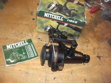 MOULINET ANCIEN VINTAGE MITCHELL 1165 G OLD REEL FISCHING  NEW NEUF BOX NEU
