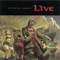 Live : Throwing Copper CD (1994)
