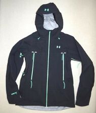 New Under Armour Womens Moonraker GTX Waterproof Extreme Shell Jacket Small $400