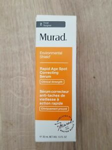 Murad Environmental Shield Rapid Age Spot Correcting Serum 1 oz Sealed IN Box