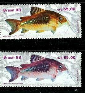 Brazil   1988 , Fresh  , Color Difference,  ERROR ?