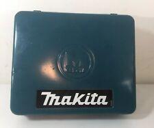 Makita Power Tool Vintage Metal Empty Tool Box Case Only
