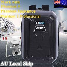 Shoulder Carry Case Bag Box Backpack For DJI Phantom 4 3 Pro Advance Standard