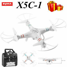X5C-1 2.4Ghz 4Ch 6-Axis Rc Headless Quadcopter Drone Ufo with Hd 2.0M Camera Us