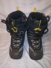 Klim Snowmobiling Boots Mens size 10 Hrs Boot