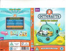 Octonauts-Ready For Action-9 Episodes-Children Octonauts-Dvd