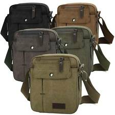 Sport Crossbody Bag Canvas Tote Bags Casual Shoulder Bag Handbag Pouch Messenger