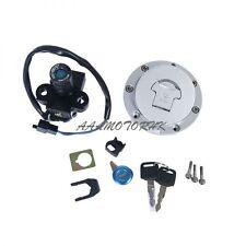 Fuel Cap & Ignition Switch Lock KEY SET For HONDA NSR250 MC18 MC21 MC28