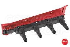 New NGK Ignition Coil For SAAB 41342 2.3 T Viggen Coupe Hatchback 1999-99