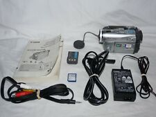 New ListingCanon Optura40 Optura 40 MiniDv Mini Dv Camcorder Vcr Player Video Transfer