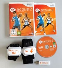 EA Sports Active 2 - Personal Trainer Nintendo Wii Komplettes Set