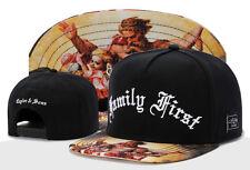 Hip Hop Men's CAYLER Sons Cap adjustable Baseball Snapback Street Black hat 11#