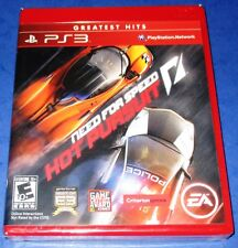 Need for Speed: Hot Pursuit -- Greatest Hits PS3 *New! *Sealed! *Free Shipping!
