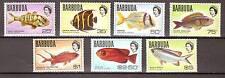 Barbuda - 1968 - Vissen - Postfris - MO025