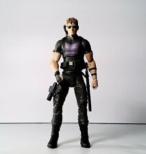 "Marvel Select 7"" Avenging Hawkeye Action Figure Disney Store Exclusive"