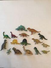 Vintage 1980s/90s Plastic Dinosaur Figures