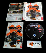 GETTING UP CONTENTS UNDER PRESSURE PC DVD ROM Pal-España Español