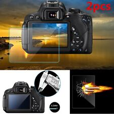 Tempered Glass Screen Protector For Sony A7M3 A7R3 a7RIII A73 A7R LCD Screen Set